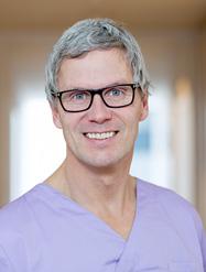 Chefarzt Dr. Stephan Vogt